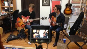 Nels Cline & Julian Lage perform